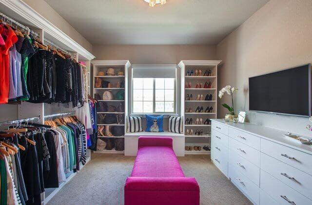 walk-in closet ideas