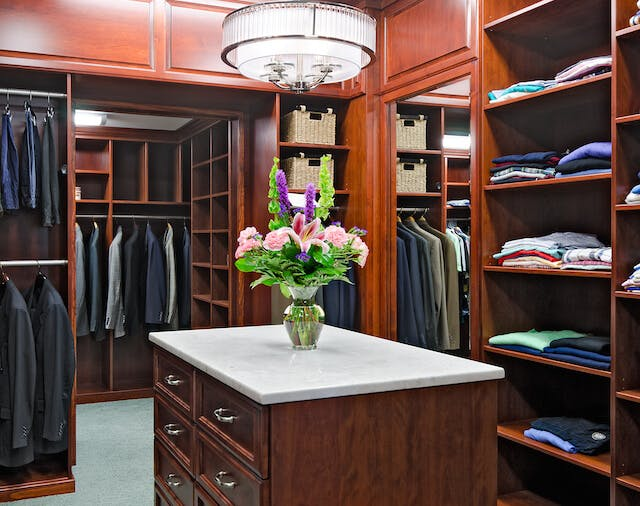 Mens Custom Closet Closet Factory