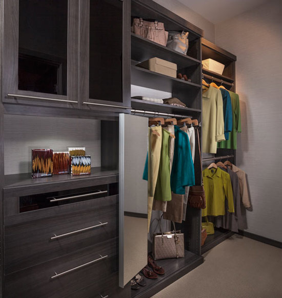 Closet Factory_1600 Vine Unit 1109_master walk-in_Dwell Design Labs