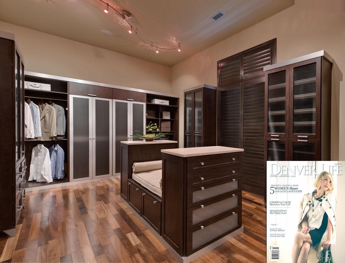 Lovely Closet Factory Colorado In Denver Life Magazine