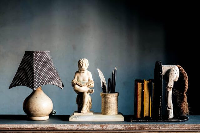 French-inspired interior designs benefit heavily from little bits and pieces added to already existing parts of your home, specifically antiques.