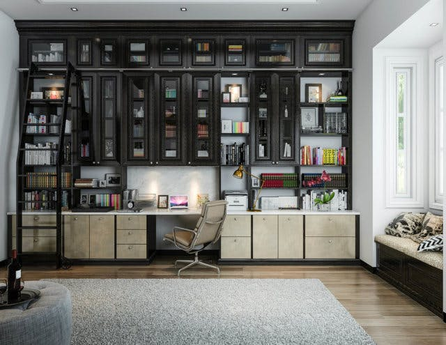 Types of Home Offices for Different Work Styles - Closet Factory