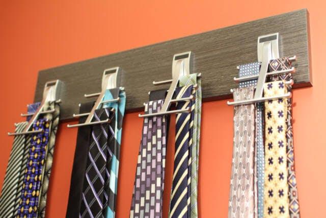 ties and organization