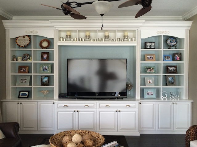 Wall Unit Storage Solutions