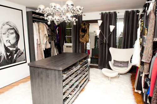 AFTER: Mary Alice Stephenson's Master Closet Dressing Room