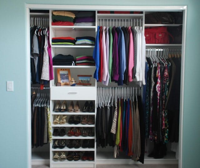 A Custom Closet System Is Specifically Designed Around A Clientu0027s Needs And  Some People Have Even Dedicated A Reach In Closet Solely To House Their ...