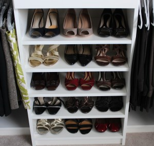 Shoe Storage_Miike closet_Closet Factory