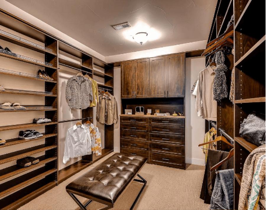 closet space sacrifice