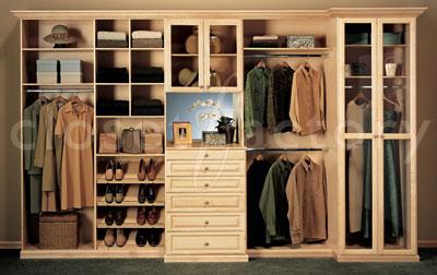 Marvelous Custom Closet Designs