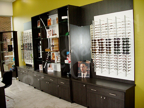 Closet Factory Transforms An Optometry Office