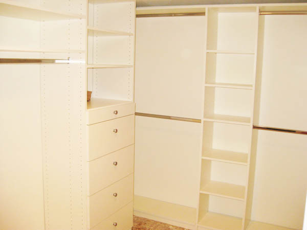 personalized custom closet