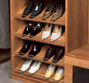 Shoe Shelf Closet Factory