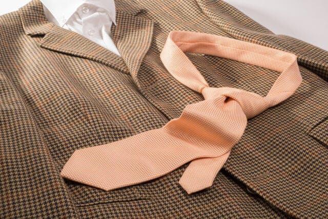 organize your ties