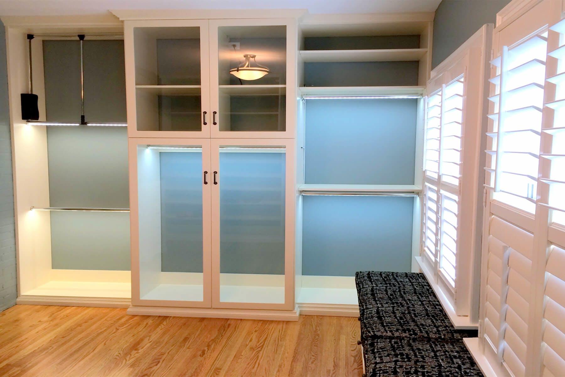 Custom Closet Design | Closet Factory Louisville, KY