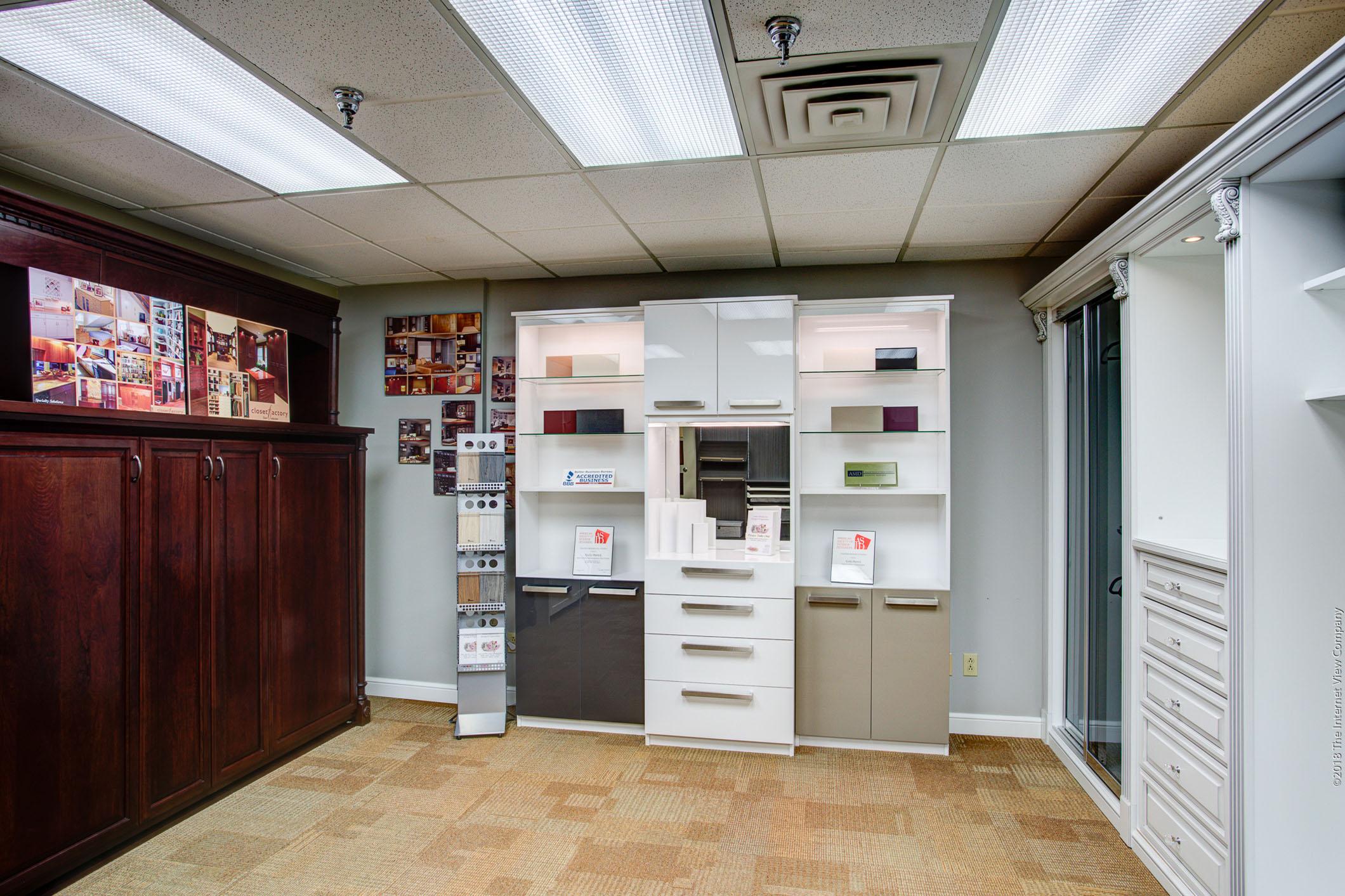 Highland Square Akron >> Custom Closet Design | Closet Factory Northeast Ohio