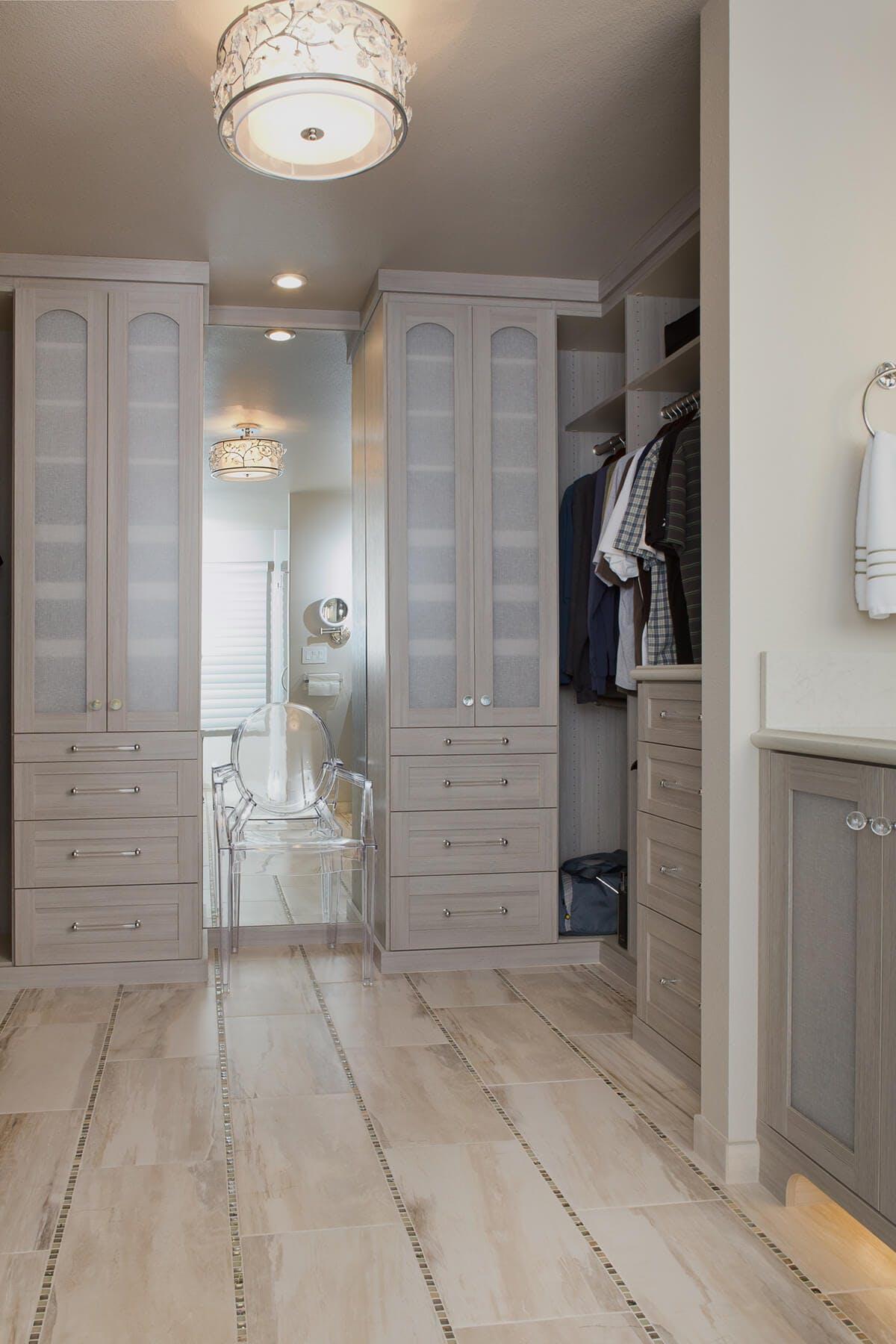 Dressing Closet Designs