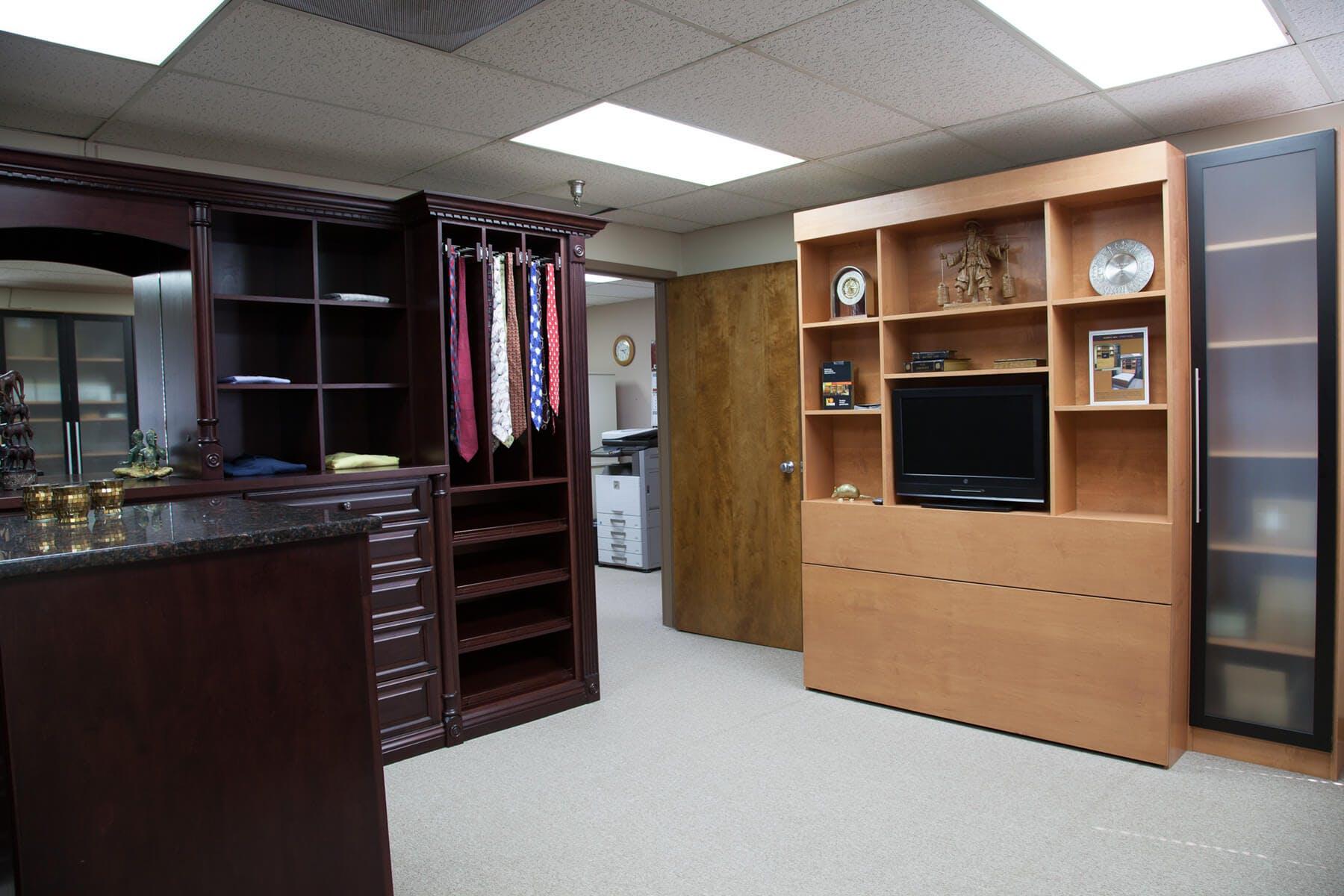custom closet design closet factory northeast ohio