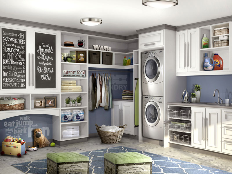 How To Design A Laundry Room Sewing Room Storage Room