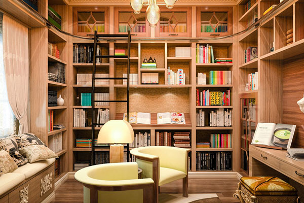 Home Library