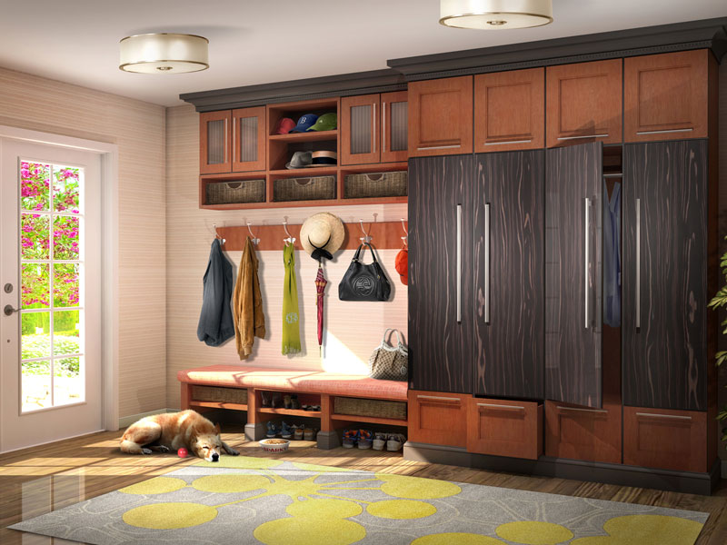 custom closets design and install closet factory