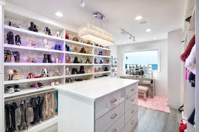 Exceptionnel Custom Closets