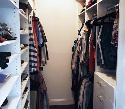 """A Look Inside Rachel Zoe's """"Maje"""" Closet"""