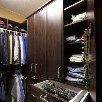 Closet Organization for Two: Closet Makeover
