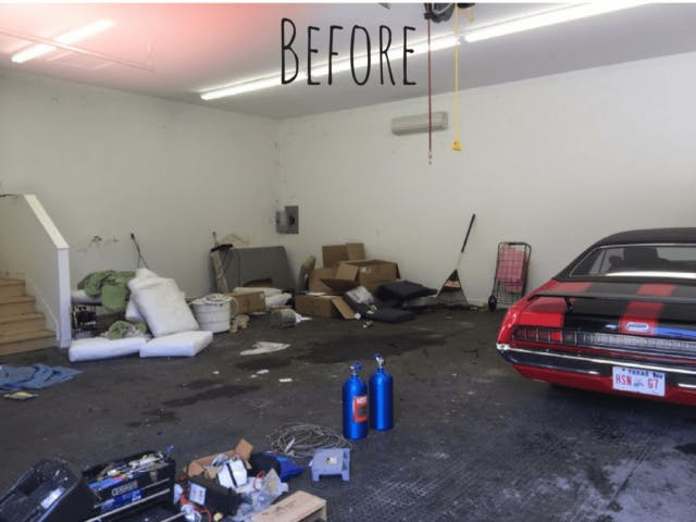 ... Car Enthusiasts Alike Wondering Why Theyu0027ve Neglected One Of The  Largest Areas Of Their Home For So Long. Hereu0027s How Closet Factory Houston  Turned One ...