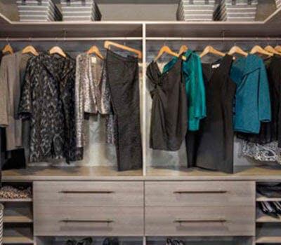 3 Tricks Guaranteed to Maximize Your Closet Space