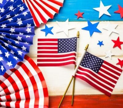 Patriotic DIY Craft Ideas To Do With Your Children