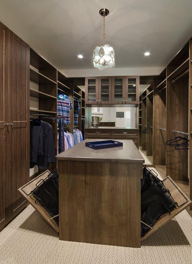 Ideas Of Functional And Practical Walk In Closet For Home: 8 Walk-In Closet Ideas To Inspire You