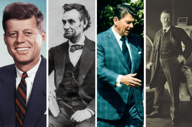 The Top 10 Most Fashionable Presidents In U.S. History