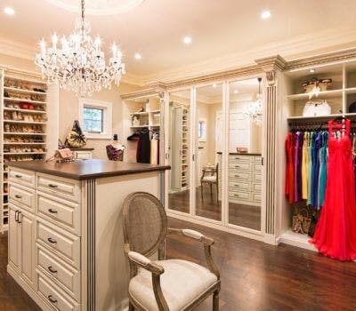 Architectural Digest Seeks Stylish Closet Remodels