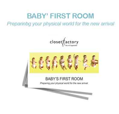 Download-guide: Baby's First Room