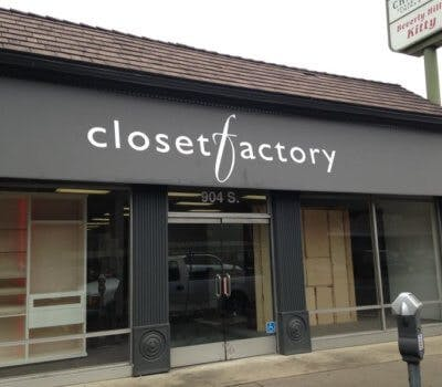 Get A Head Start To Your Organization Resolutions For The New Year At The Closet Factory LA Showroom