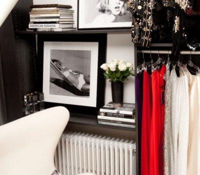 2014 Wardrobe Closet Design Trends: Closet Curation
