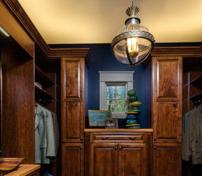 Closet Factory Chosen to Help Design Prestigious Showcase Home