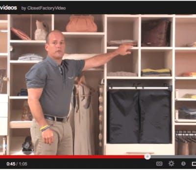 Customized Closets: It's All About Adjustability