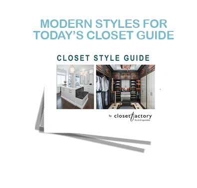 Download-guide: Free Download: 2017 Closet Design Guide