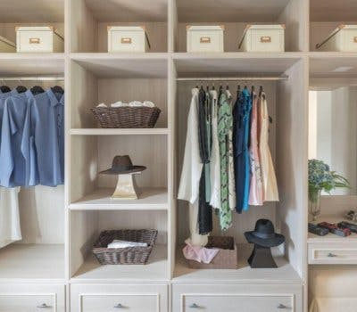 Well-Designed Closet Systems Can Help Improve Your Property's Value