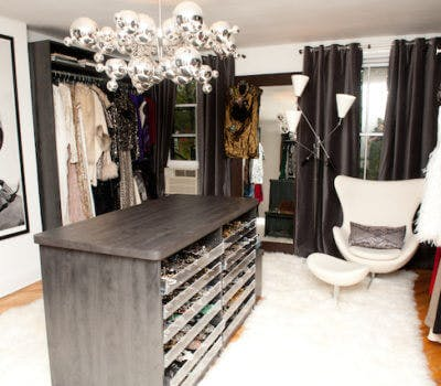 Houzz Survey Shows Closets Are Important In Home Renovations