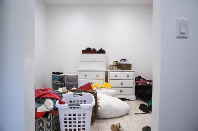 Actress Daniella Monet's wardrobe was scattered throughout 4 closets in her home before she asked Closet Factory for help.