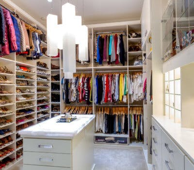 10 Tips To Get Your Closet or Pantry Organized