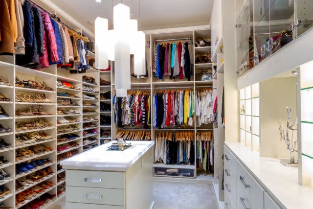 Many Architects, Builders And Contractors Are Building Homes And Closet  Spaces With Tall Ceilings These Days. Itu0027s No Longer Uncommon To Find  10 Foot ...