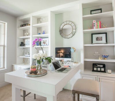 How To Design A Home Office Space In Less Than 250 Square Feet