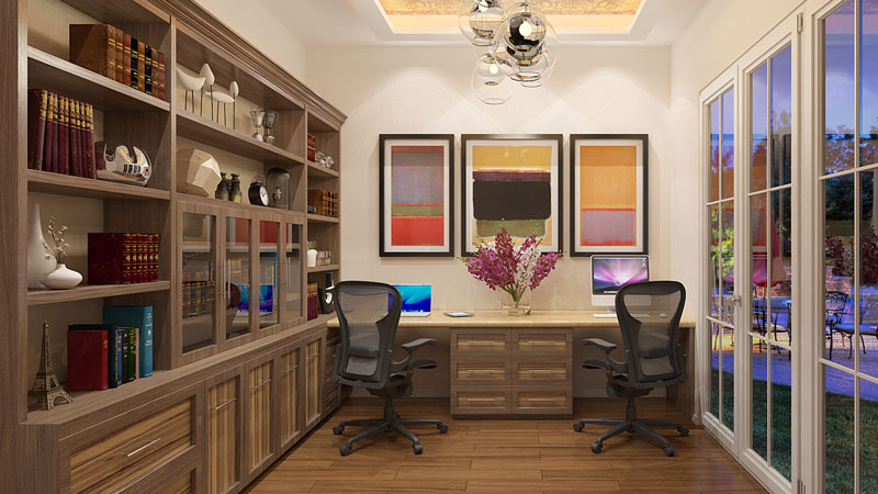 Types of Home Offices for Different Work Styles