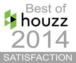 Houzz 2014 Best of, Customer Satisfaction