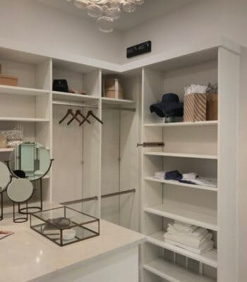 How Crown Molding Can Upgrade Your Custom Closet