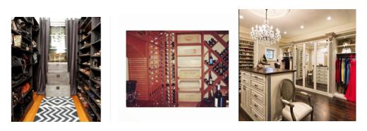 Instagram Closet Factory