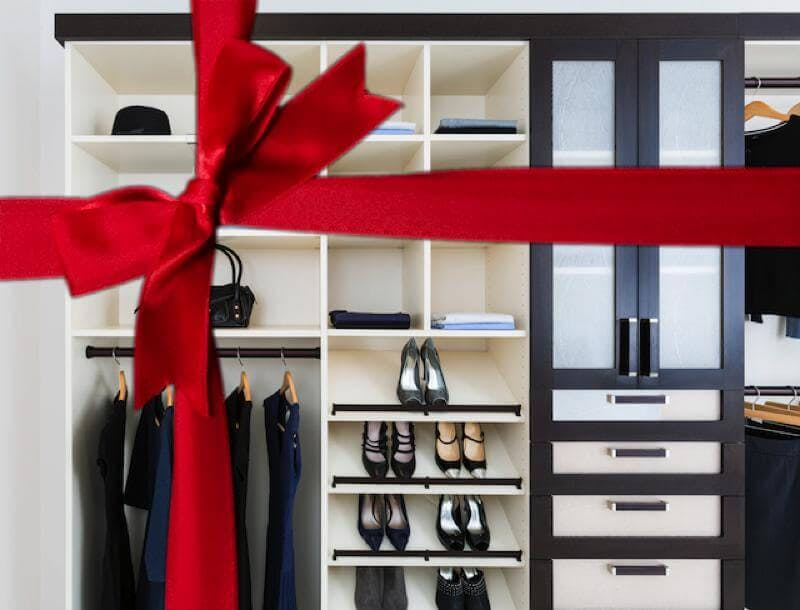 A Not-So-Subtle Hint I Want A Closet For Mother's Day